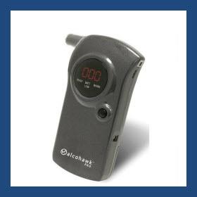 AlcoHawk Pro Digital Alcohol Detector